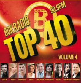 Various Artists - Bok Radio Top 40 Vol. 4 (CD)