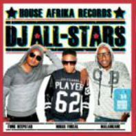 Various Artists - House Afrika Dj All-Stars Vol 1 (CD)
