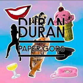 Duran Duran - Paper Gods (CD)