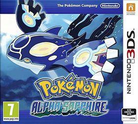 Pokemon Alpha Sapphire (Nintendo 3DS)