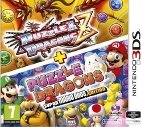 Puzzle & Dragons Z + Puzzle & Dragons Super Mario Bros. Edition /3DS