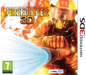 Real Heroes: Firefighter 3D (Nintendo 3DS)