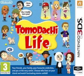 Tomodachi Life /3DS