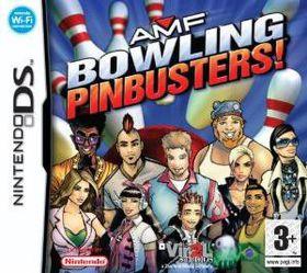 AMF Bowling: Pinbusters /NDS