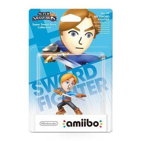 amiibo Super Smash Bros. Collection Mii Swordman 49