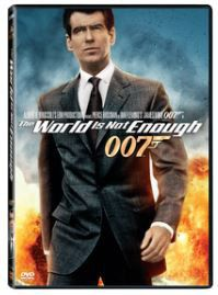 The World Is Not Enough (DVD)