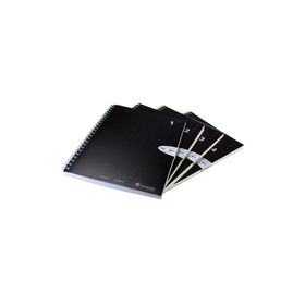 Livescribe 4-Pack of A5 Spiral Bound Notebooks (1-4)