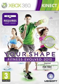 Your Shape Fitness Evolved 2012 (requires Kinect) (Classics) (Xbox360)