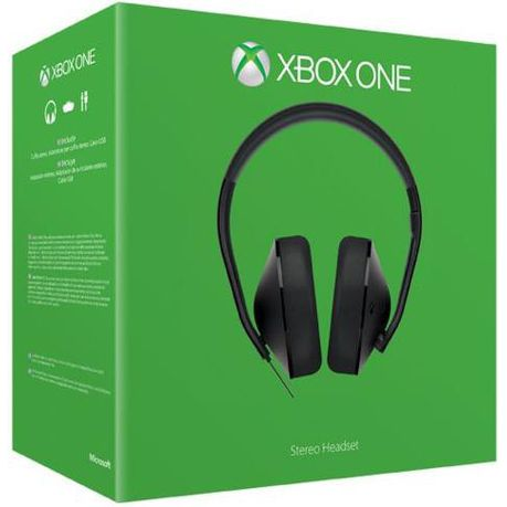 79a45c2f1bc Microsoft Xbox One Stereo Headset | Buy Online in South Africa ...