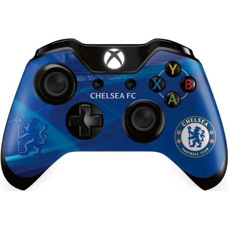 Official Chelsea Fc Xbox One Controller Skin Xbox One Buy Online In South Africa Takealot Com