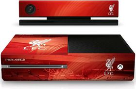 Official Liverpool Fc Xbox One Console Skin (xbox One ... Official Xbox One Console