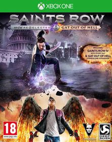 Saints Row IV (4): Re-elected & Saints Row: Gat out of Hell /Xbox One