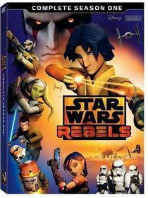 Star Wars Rebels Season 1 (DVD)