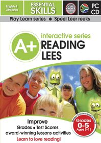 Edupro A+ Interactive Series Reading