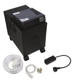 Ellies Tpower Trolley 600W/1000KVA Modified Sine Wave Inverter With Built In Battery
