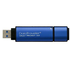 Kingston DataTraveler Vault Privacy 3.0 USB 3.0 Secure Flash Drive - 4GB