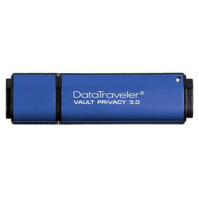 Kingston DataTraveler Vault Privacy 3.0 USB 3.0 Secure Flash Drive - 16GB