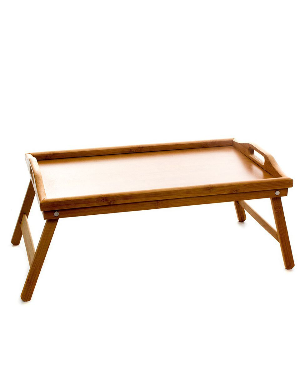 Fine Living   Bamboo Breakfast Tray ...