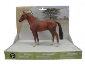 Collecta Horse Hanoverian Stallion Chestnut XL