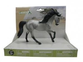 Collecta Horse Andalusian Stallion Grey - XL