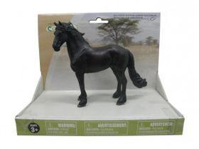 Collecta Horse Friesian Stallion - Large