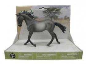 Collecta Horse Mustang Mare - Grulla - XL