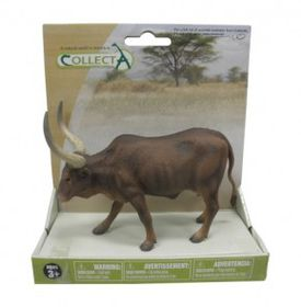 Collecta Farm Ankole-Watusi Cow - Large