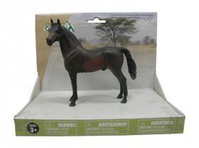 Collecta Horse Morgan Stallion - Bay - XL