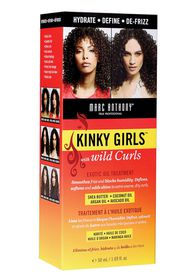 Mark Anthony Kinky Girls With Wild Curls Curl Defining Styling Cream - 50ml