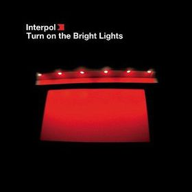 Turn on The Bright Lights - (Import Vinyl Record)