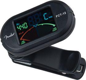 Fender 023-9978-100 FCT-012 Clip On Tuner
