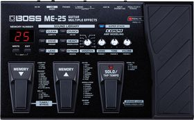 Boss ME-25 Guitar Multi Effects Unit