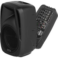 """Laney AH210 Audiohub Dual 10"""" Speakers With 6 Channel Mixer"""