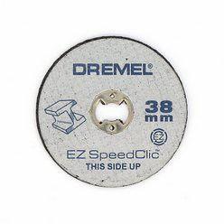 Dremel - Ez Speedclic: Metal Cutting Wheels - 12 Piece