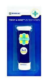 Twist & Dose Replacement Test Strips - 25 Piece