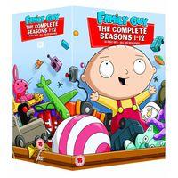 Family Guy : Complete Season 1-12 - DVD