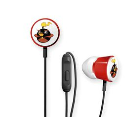 Gear4 Angry Birds Black Bird Space Tweeters