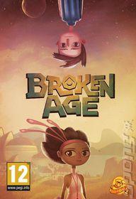 Broken Age - Standard Edition (PC, DVD)