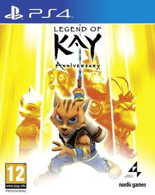 Legend of Kay HD (PS4)