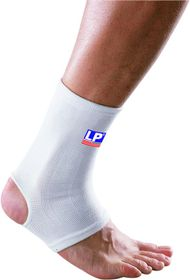 LP Support Ankle Support - White (Size: L)