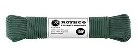 Rothco - Polyester Paracord 100ft - Hunter Green