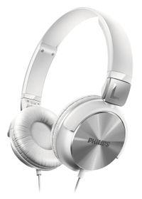 Philips SHL3160WT Headphones - White