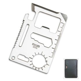 Credit Card Size Multi-Tool