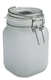 Nexus - Solar Jar Medium - Frosted