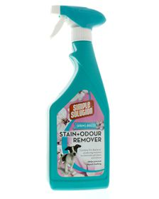Simple Solution - Stain & Odour Remover Spring Breeze - 750ml