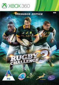 Springbok Rugby Challenge 3 (Xbox 360)