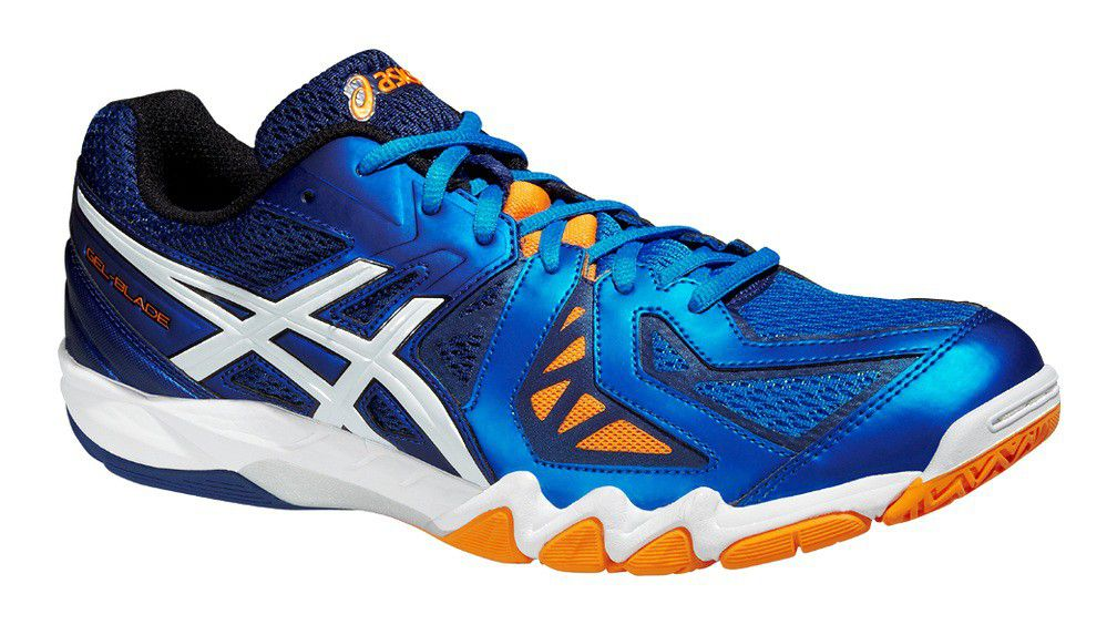 Men's Asics Gel-Blade 5 Squash Shoe. Loading zoom
