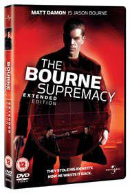 The Bourne Supremacy (DVD)