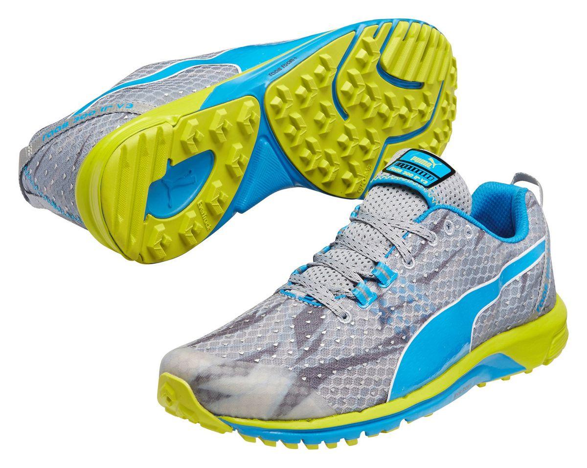Men's Puma Faas 300 TR v3 NC Camo Running Shoe