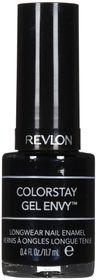 Revlon Colourstay Gel Nail Enamel - Black Jack